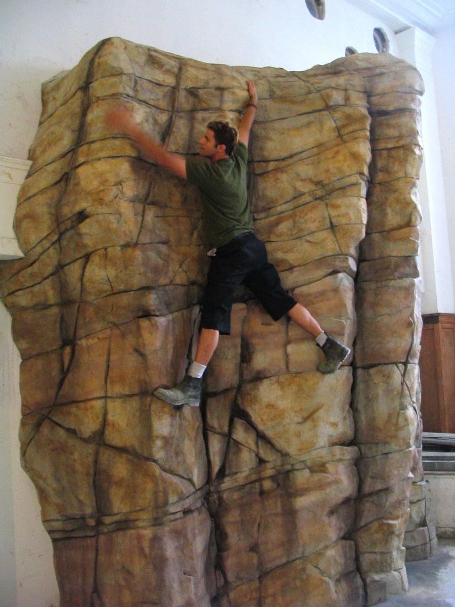 Rock Climbing Walls | Edge Studio Arts