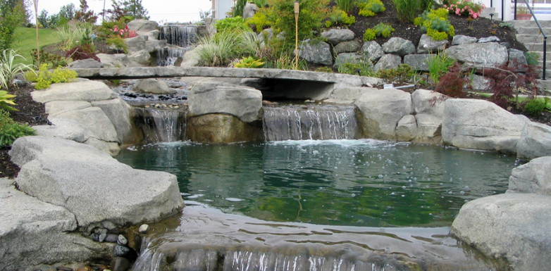 Waterscapes and Waterfalls